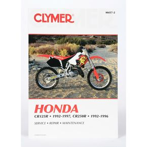 Clymer Honda Repair Manual - M457-2