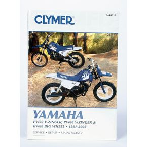 Clymer Yamaha Repair Manual - M492-2