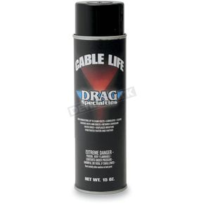 Drag Specialties Cable Life Lube - SP961DRAG