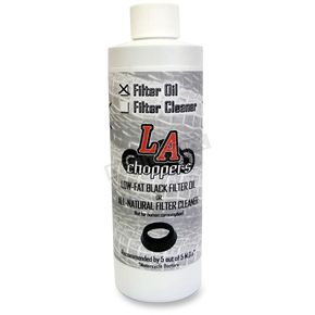 LA Choppers Air Filter Oil - LA-OIL-01