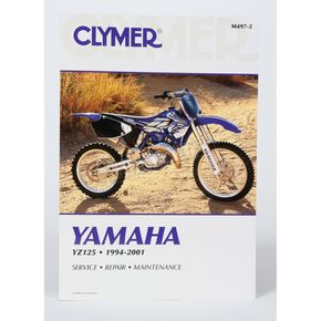 Clymer Yamaha Repair Manual - M497-2