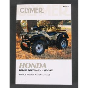 Clymer Honda Repair Manual - M459-3