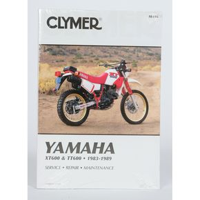 Clymer Yamaha Repair Manual - M416