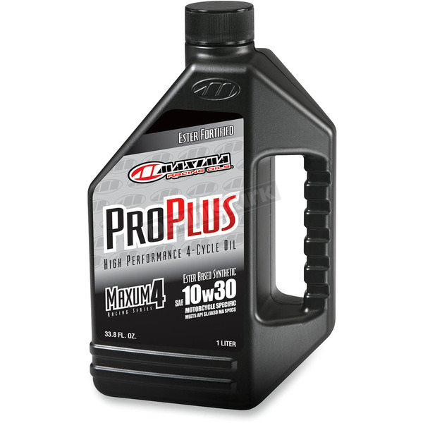 Maxima Pro Plus Synthetic 10W30 Oil - 3001901
