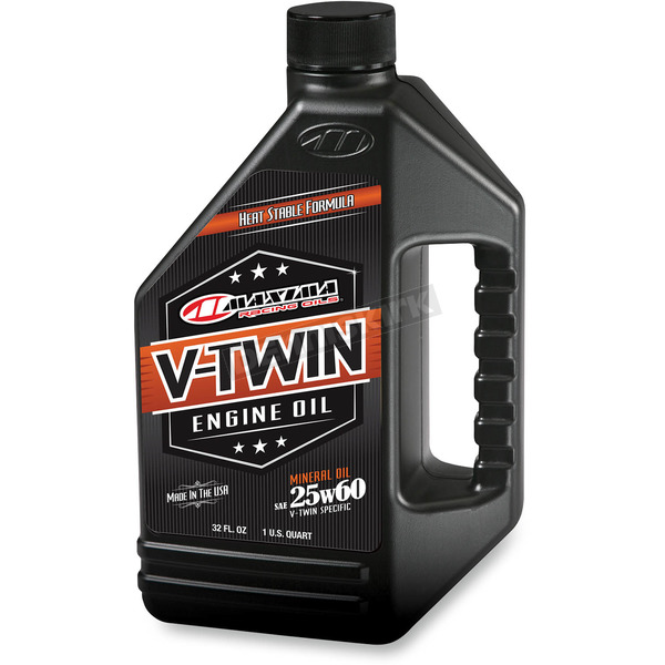 Maxima V-Twin 25W60 Engine Oil  - 30-15901