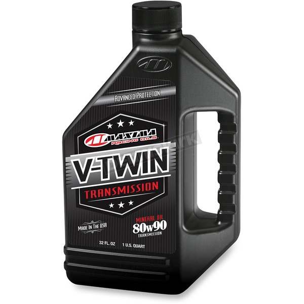 Maxima V-Twin 80W90 Transmission/Gear Oil  - 40-02901