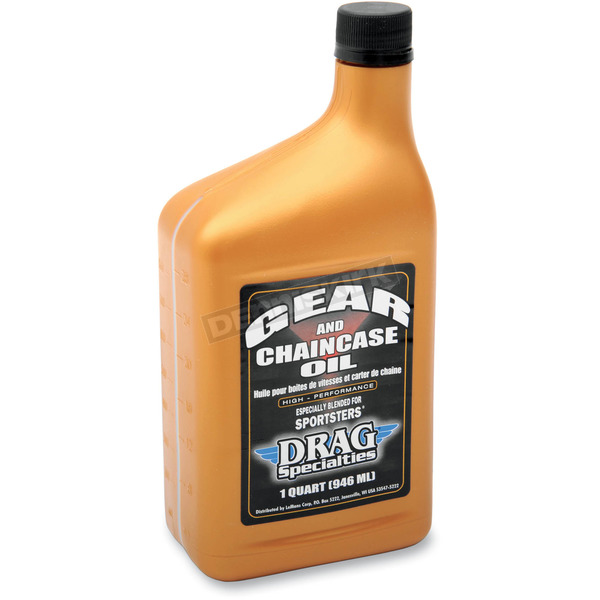 Drag Specialties Gear and Chaincase Oil for Sportsters - 36040001