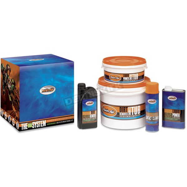 Twin Air Bio System Maintenance Kit - 159000BIO