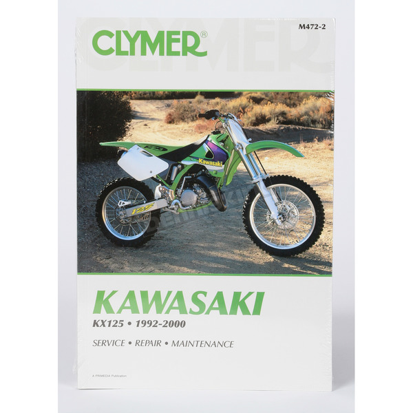 Clymer Kawasaki Repair Manual - M472-2