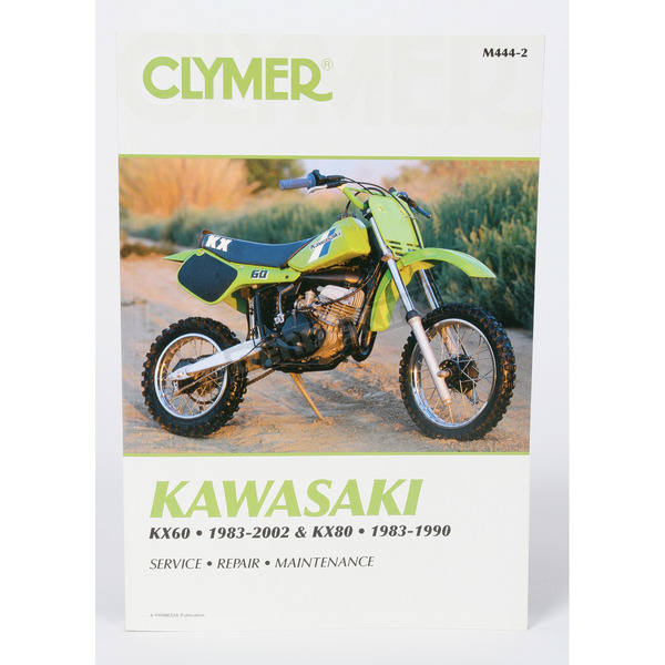 Kawasaki Repair Manual - M444-2
