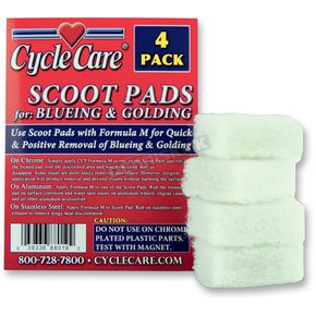 Cycle Care Formulas Scoot Pads - 88019