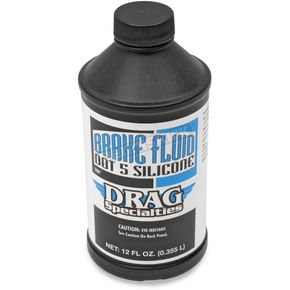 Drag Specialties DOT-5 Silicone Brake Fluid - 37030014