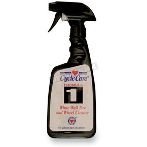 Formula 1 White Wall Tire and Wheel Cleaner - 01022