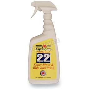 Formula 22  Spray, Rinse and Ride® Cleaner - 22032