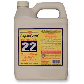 Formula 22 Spray, Rinse and Ride® Cleaner - 22128