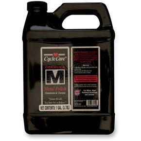 Cycle Care Formulas Formula M Aluminum/Chrome Polish - 55128