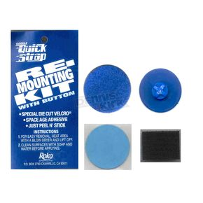 Roko Sports Blue Quick Strap Remount Kit - RB-30