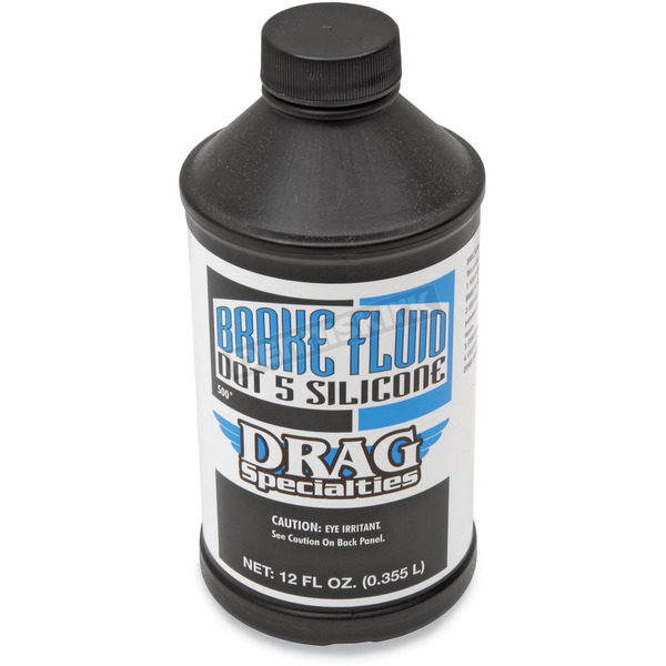 Drag Specialties DOT-5 Silicone Brake Fluid - 3703-0014