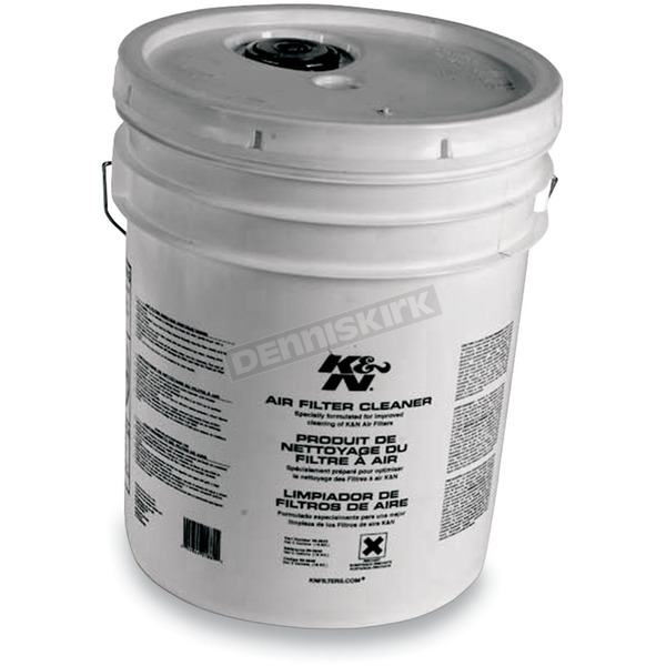 K & N 5 Gallons Air Filter Cleaner - 99-0640