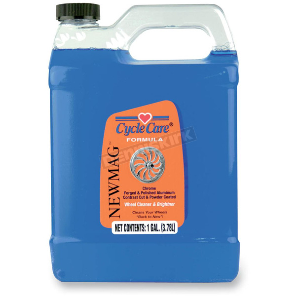 Cycle Care Formulas Newmag Wheel Cleaner - 18128