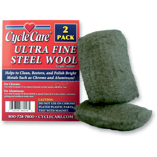 Cycle Care Formulas Ultra Fine Steel Wool - 88018
