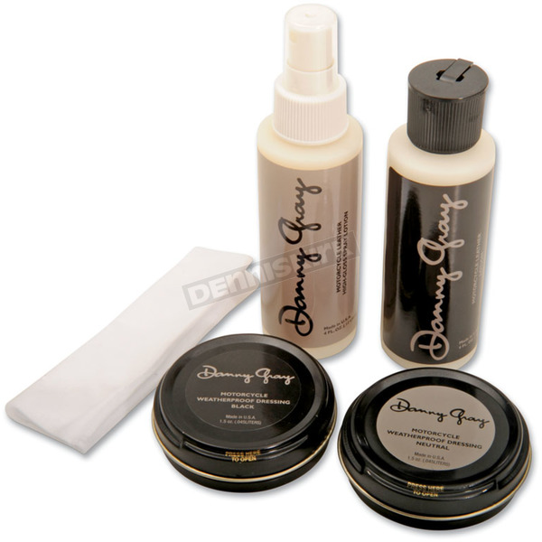 Danny Gray Leather Care Kit - DGCL-01