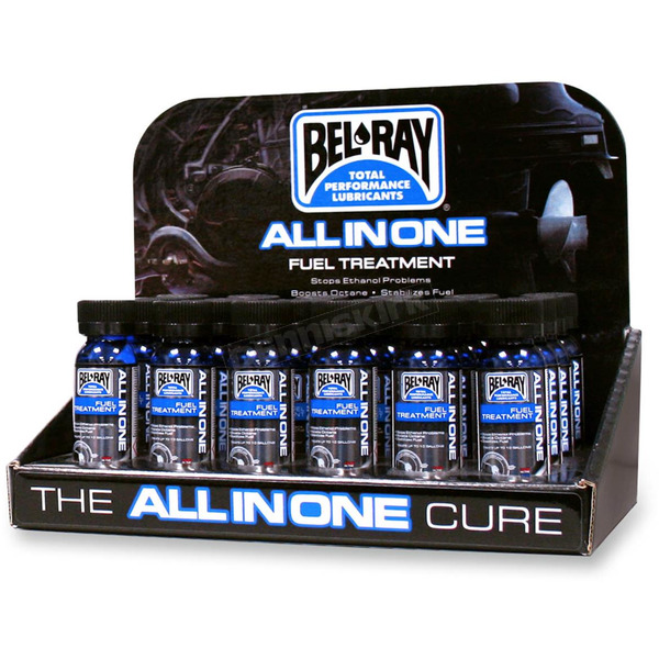 Bel-Ray All-In-One Fuel Treatment - 99570-BT1OZ