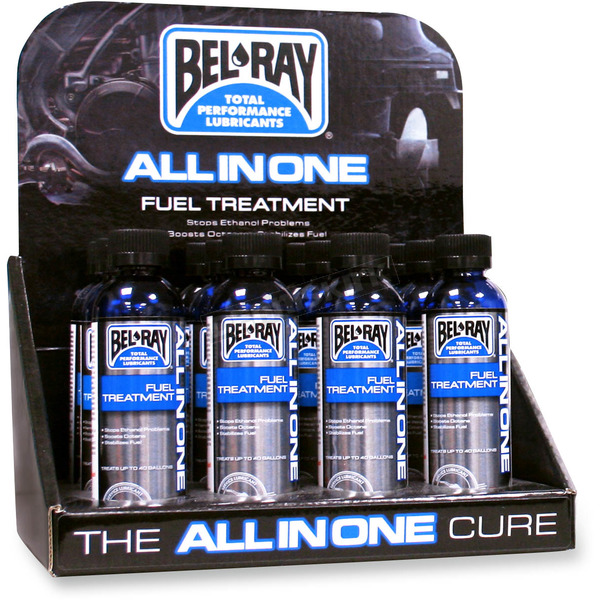Bel-Ray All-In-One Fuel Treatment - 99570-BT4OZ