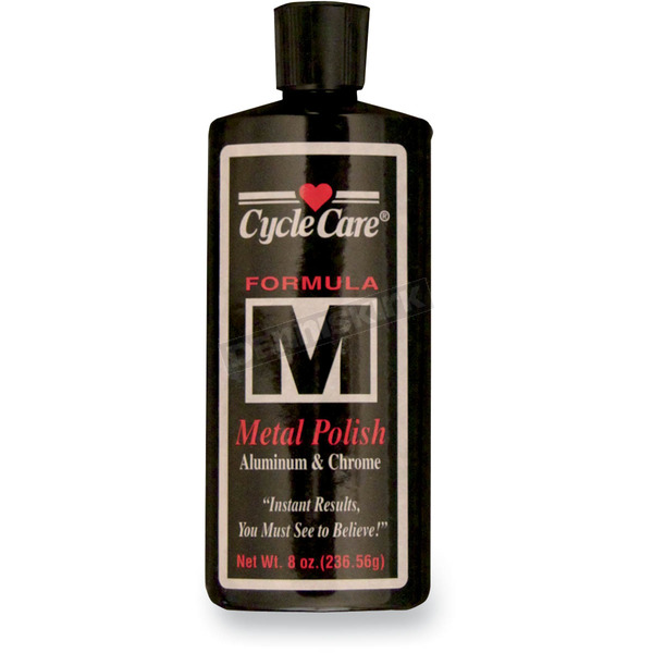 Cycle Care Formulas Formula M Aluminum/Chrome Polish - 55008