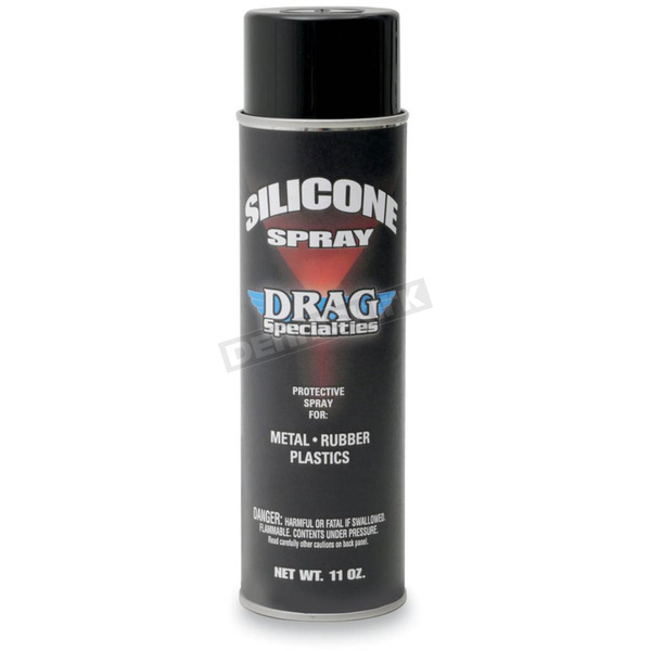 Drag Specialties Silicone Spray  - SP946DRAG
