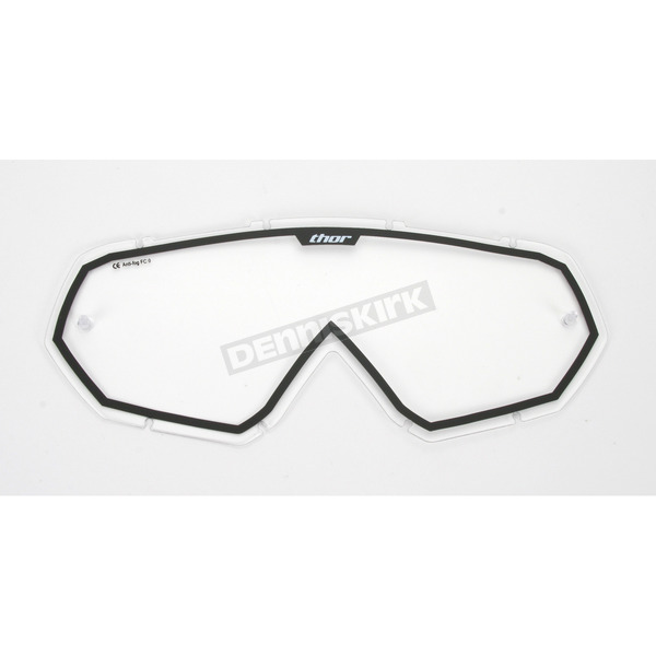 Thor Lexan Single Lens for Thor Goggles - 2602-0143