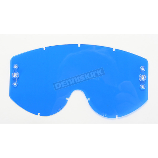 Smith Blue Single Lens for Smith Goggles - EV1B