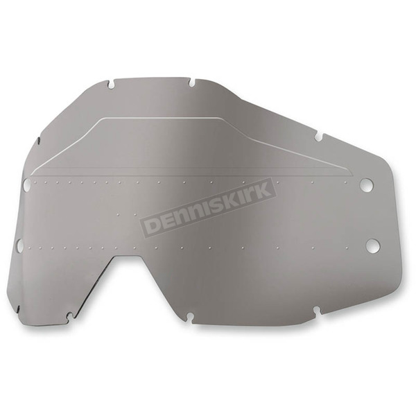 100% Replacement Forecast Smoke Lens w/Bumps - 51121-007-02