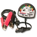Optimate Test TS121 Battery and Charging System/Alternator Tester - TS-121