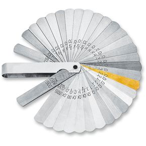 32 Blade Set Feeler Gauge - 36A