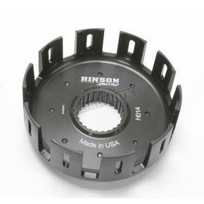 Hinson Billet Clutch Basket - H014