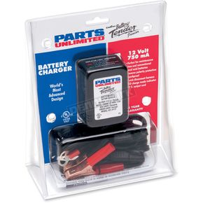 Parts Unlimited Battery Smart Charger - 38070027