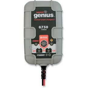 NOCO 750 mA 6V-12V Genius Battery Charger - G750