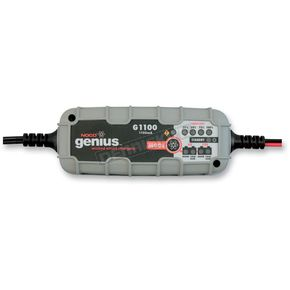 NOCO 1100 mA 6V-12V Genius Battery Charger - G1100
