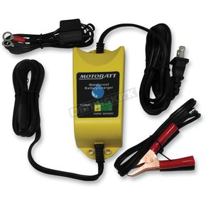 Moto Brackets Waterproof Battery Charger - MBCWB