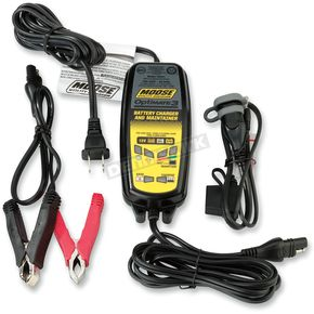 Moose Optimate 3 Battery Charger - 3807-0257