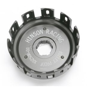 Hinson Billet Clutch Basket - H145