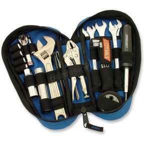 Cruz Tools Roadtech Teardrop Tool Kit - RTTD1