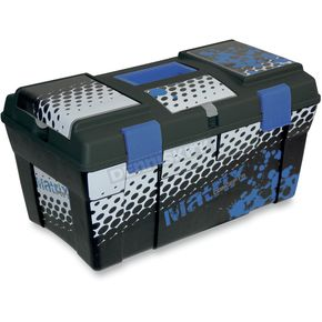 Matrix Concepts Blue M32 Trax Tool Box - M32-403