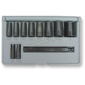 Lang Tools Gasket Punch hole set 11pc - 950