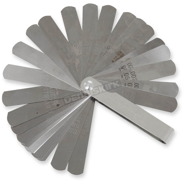 Lang Tools 26 Blade Set Feeler Gauge - 29A