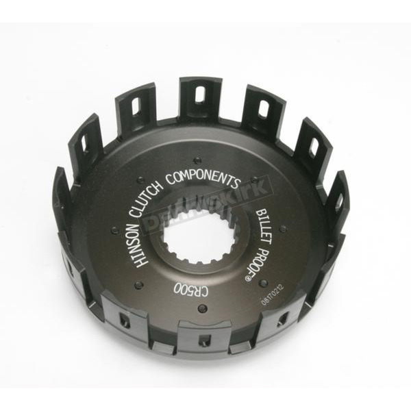 Hinson Billet Clutch Basket - H081