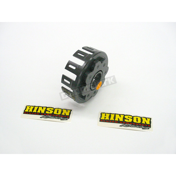Hinson Billet Clutch Basket - H217
