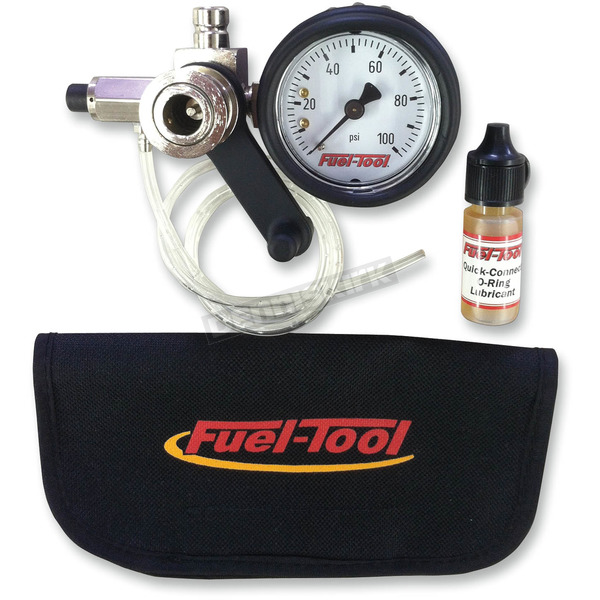 Fuel-Tool Fuel Pressure Gauge - MC500