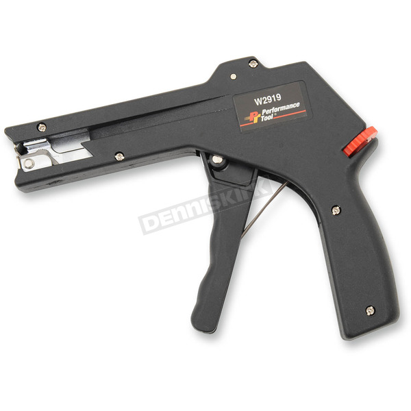 Performance Tool Adjustable Cable Tie Gun - W2919